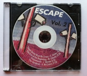 Escape Vol 2 CD