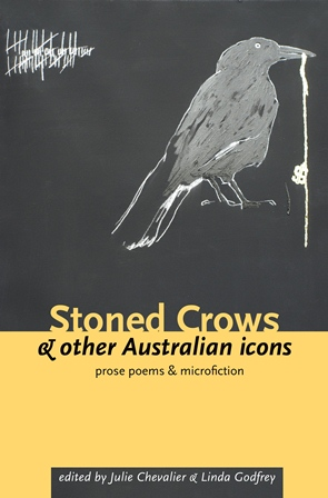 3D front stoned crows small
