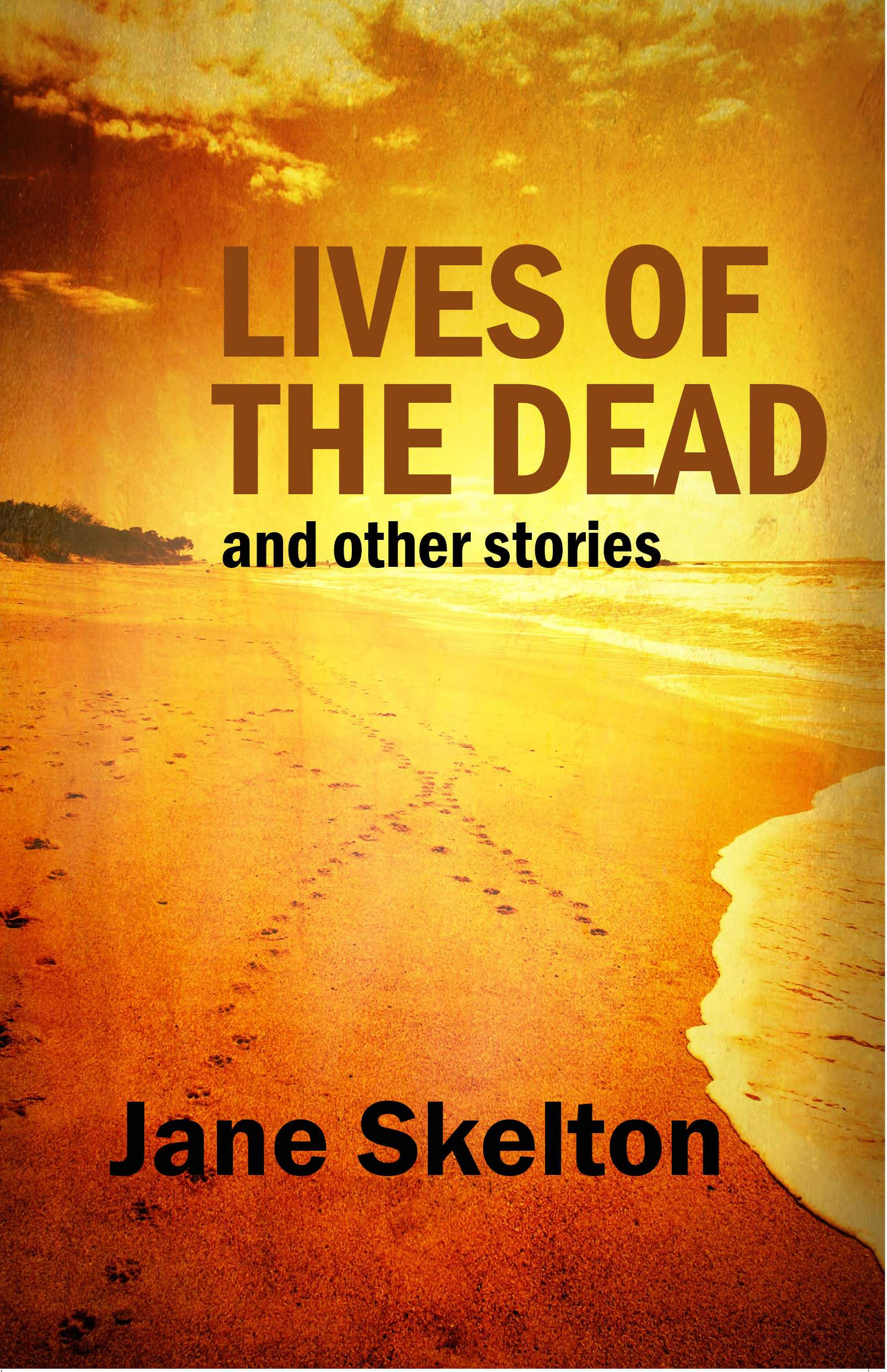 Lives of the Dead frt cover