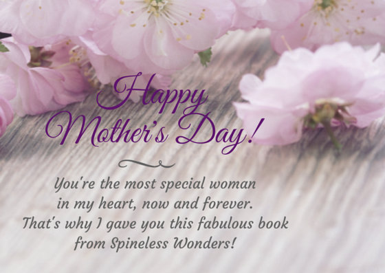 Spineless Wonders Mother's Day Card