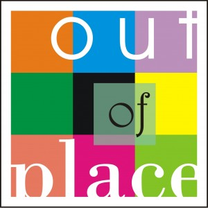 Out of Place competition logo