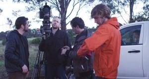 Filming 'Gecko'