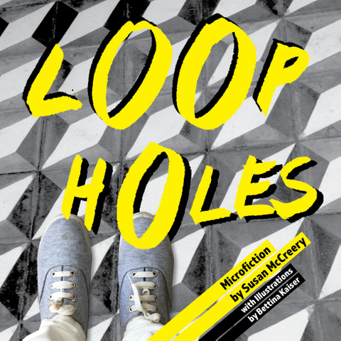 Most Underrated Book Award finalist: LOOPHOLES