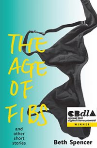 Beth Spencer, The Age of Fibs e-book