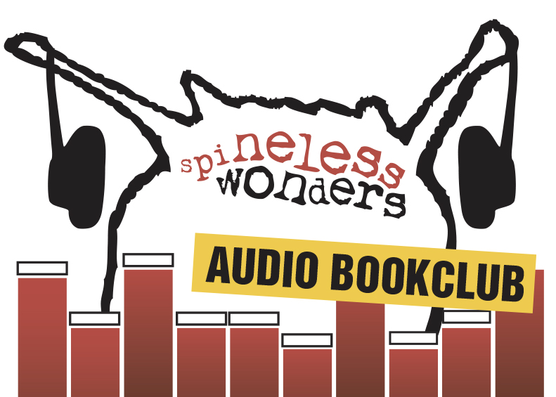 Spineless Wonders Audio Bookclub: Salt by Pierz Newton-John