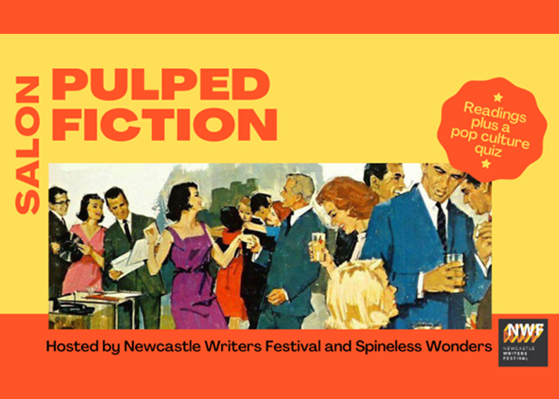 Pulped Fiction Salon